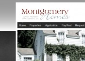 Web Design Montgomery Homes