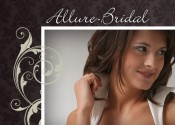 Web Design Allure Bridal