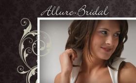 Web Design Allure Bridal