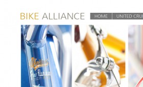 Web Design Bike Alliance