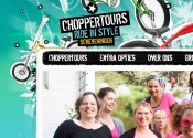 Web Design Chopper Tours