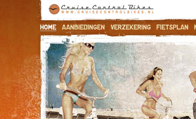 web design Cruise Control Bikes Montgomery AL