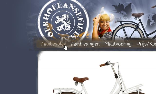 web design Oerhollandsefiets.nl Montgomery AL