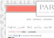 Web Design PARISH