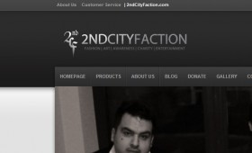 Web Design 2nd City Faction
