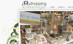 Web Design Shopping Scheveningen