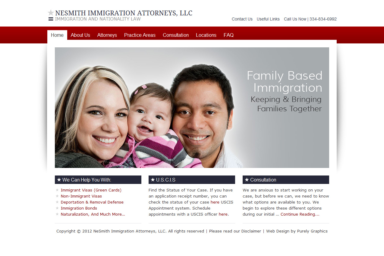 Immigrant dating website