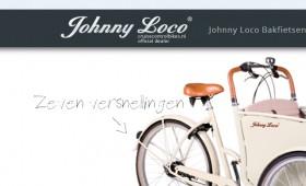 Web Design Johnny Loco Bakfiets