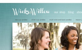 Web Design Wicks and Willow