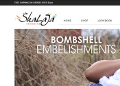 Web Design Shalaja Swimwear